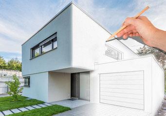 Egal ob klassisch oder modern, eine Dachaufstockung von Friedrich Schmid Holzbau ist eine Wertsteigerung für ihr Gebäude.
