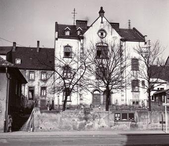 dudweiler, drk, alte schule, scheidter Straße