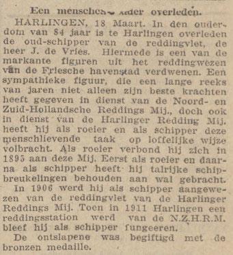 Leeuwarder Nieuwsblad 21-03-1942