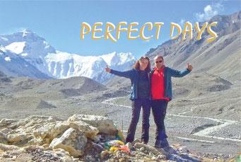 """Reisevorträge """"Perfect Days"""""""