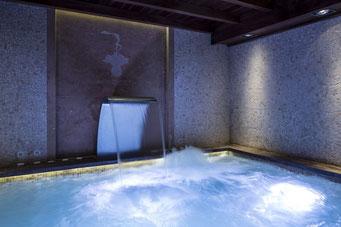 Realizzazione piscine e idromassaggi per SPA