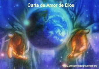 ORACIÓN PODEROSA CARTA DEL AMOR DE DIOS - PROSPERIDAD UNIVERSAL- www.prosperidaduniversal.org