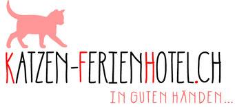Logo Katzenhotel,Katzenpension, Katzenheim Roland Röhlisberger