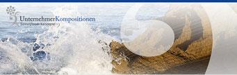 Fels in der Brandung_UnternehmerKompositionen_unternehmen sichern - Familienfrieden fördern