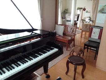 まえだやえこピアノ教室さいたま市|浦和区|緑区