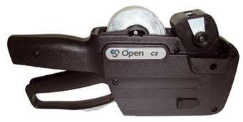 Etiquetadora OPEN C-8