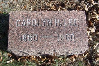 Tombe de Carolyn - Carolyn's grave - FindaGrave.com