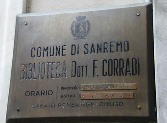 San Remo  Library