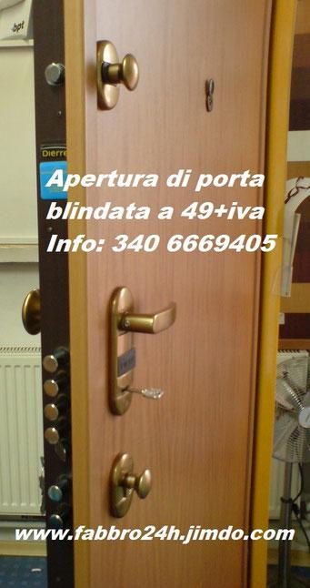 Pronto Intervento fabbro H24 Cassano Magnago Interventi Immediati Chiama 340 6669405 / 340 9690893