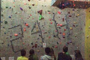 Les 24 H du Mur à Oloron - 27/28 sept 2014