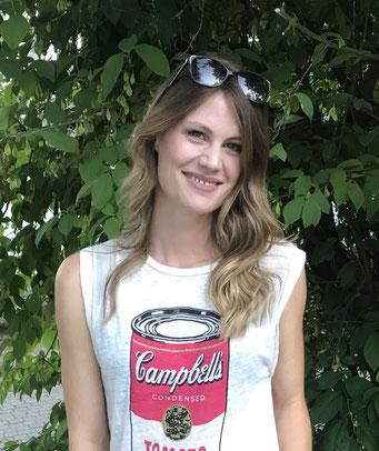 Laura Grün, Inhaberin von LAVERDE www.madebylaverde.com