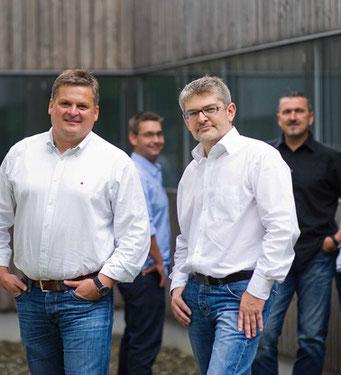 Kurt Zaunschirm, Christian Zinkl, Robert Kelz