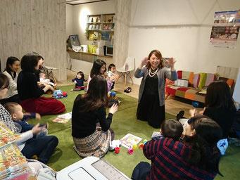 起業ママ講師による講座開催イメージ