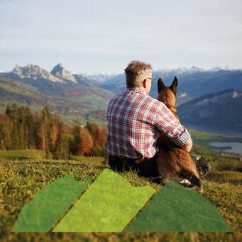 Auszeit auf der Alp, Coaching, Ronald Kalbermatten, Auszeiten, Persönlichkeitsentwicklung