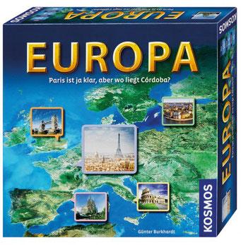 Europa - Paris ist klar, aber wo liegt Córdoba?