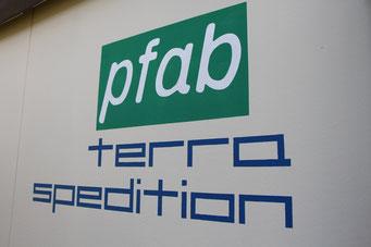 Büro Spedition Pfab