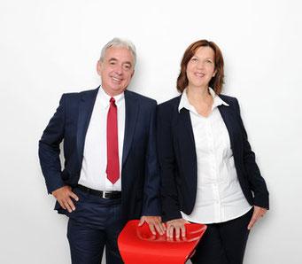 Andreas Grupe und Karin Mestwerdt vom Nyckeltalinstitut Deutschland - © Andrea Jüttner-Lohmann | ww.coranoir.de