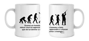 mug chasseu