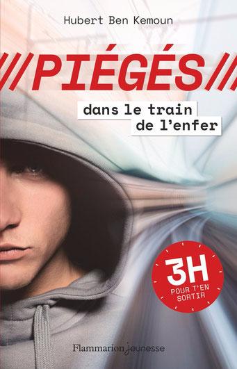 """""""Piégé"""" écrit par Hubert Ben Kemoun"""