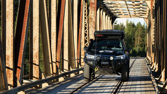 Pick up Camper wolf78-overland Toyota Hilux official Community worldwide inspire & share expedition trave