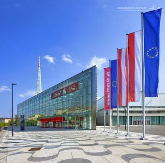 Messe Wien Prater Zentrum - Hotel Urania Hotel Empfehlung