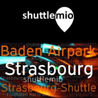 shuttlemio strasbourg baden airpark shuttle service