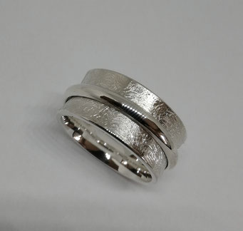 SPINNER RING 10mm  89Euro