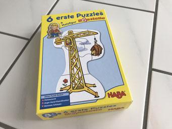 HABA 6 erste Puzzle