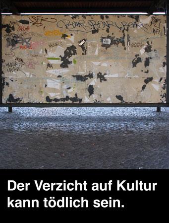 systemrelevant, photography, Kultur-Lockdown
