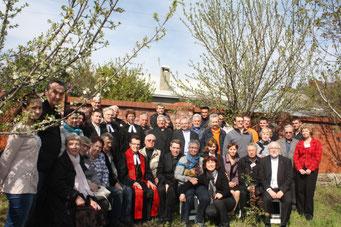 Члены и гости XXI Синода в Краснодаре
