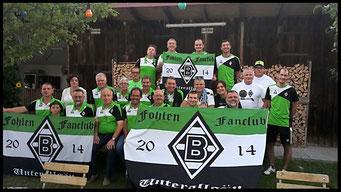 Gruppenbild Fohlenfanclub Unterallgäu