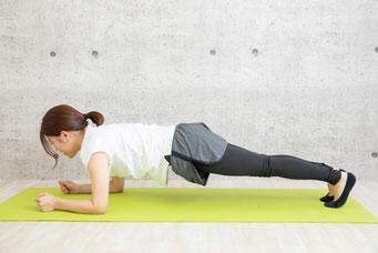 イメージ写真:バランス筋肉トレーニングコースページへリンク