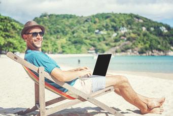 Reiserücktrittsversicherung im Versicherungsvergleich bekannter Anbieter
