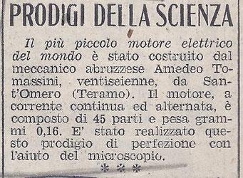 Il popolo di Roma 6 feb 1938