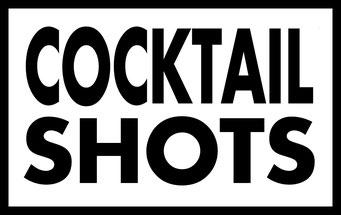 Cocktail Shots jetzt auch bei Facebook!