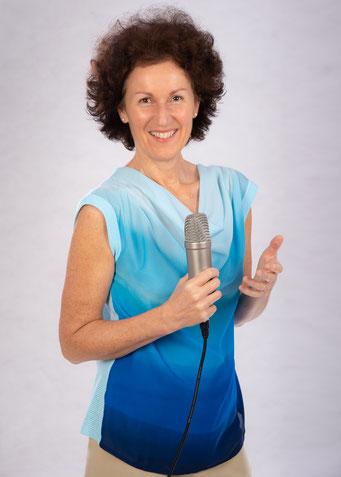 Hypnotiseurin und Mentaltrainerin Mag. Lisa Exenberger in Mödling