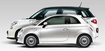 Fiat 500L NEU