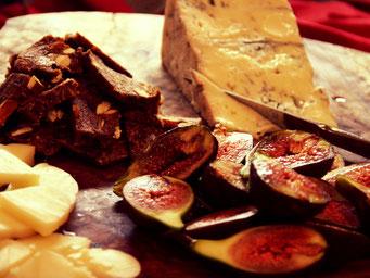 De Italia desser kaasplankje