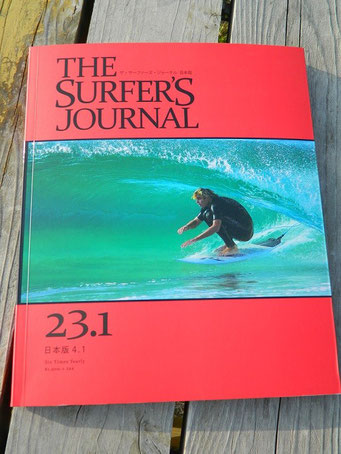 THE SURFER'S JOURNAL 日本版届きました~♪
