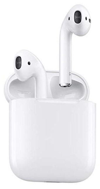 Apple Airpods (Audífonos), Color Blanco