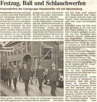 Jülicher Zeitung vom 07.09.2000