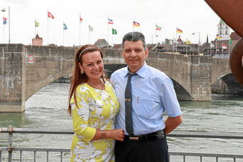 Dana und Raffaele Maio
