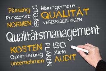 Qualitätsmanagement Kompetenz Management Skills www.hettwer-beratung.de Hettwer UnternehmensBeratung GmbH Beratung Experte Berater Profil Freiberufler Freelancer Spezialist Planung Organisation