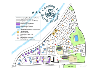 camping-vichy.com camping-croix saint martin - vichy - abrest - tente lodge - mobilhome-caravanes