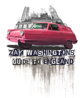 logo of LEARN ENGLISH WITH ZAK WASHINGTON