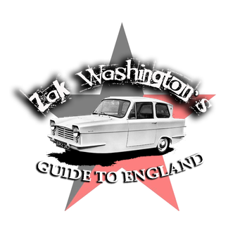 Zak Washington's Guide to English - Online language course - logo