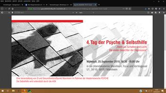 Dipl. Psych. Still, Kristina Rothe, Neuling, Melanie Schock, Psychotherapie, Erstgespräch, Psychotherapeutin, Suche, Habba Theatergruppe, Erkrankung