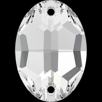 Swarovski 3210 Oval Ommeltava crystal