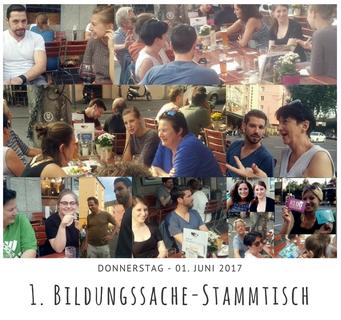 BildungsSache-Stammtisch, Köln,