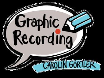 Graphic Recording Logo Carolin Görtler